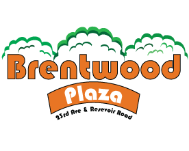 Brentwood Plaza Greeley Logo